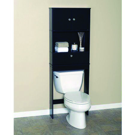 Beautiful Over The Toilet Storage Bamboo That Look Beautiful Bathroom Storage Toilet Storage Bathroom Space Saver