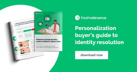 Personalization buyer's guide to identity resolution