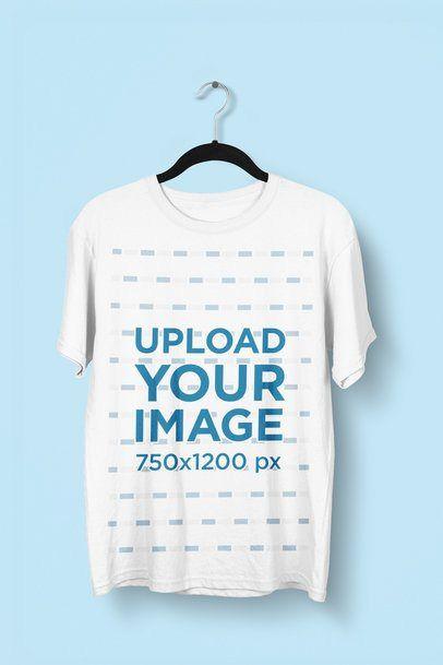 T Shirt Mockups Mockup Generator Placeit Shirt Mockup Clothing Mockup Tshirt Mockup