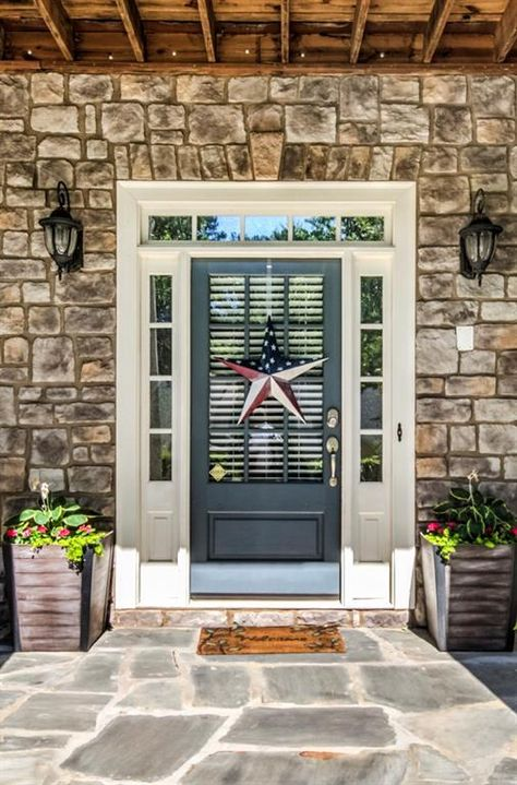 Patriotic Front Doorway Front Door Smyrna Smyrna Georgia