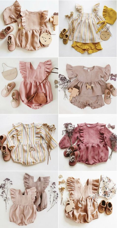 Baby clothes should be selected according to what? How to wash baby clothes? What should be considered when choosing baby clothes in shopping? Baby clothes should be selected according to … Baby Girl Bows, Cute Baby Girl, Baby Girl Dresses, Baby Love, Baby Dress, Cute Babies, Baby Girl Outfits, Baby Girl Romper, Baby Girl Newborn