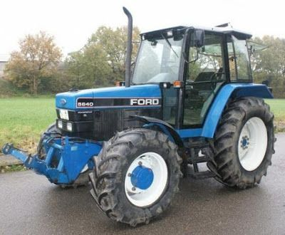 Ford New Holland 5640 Tractor Service Repair Manual Ford News