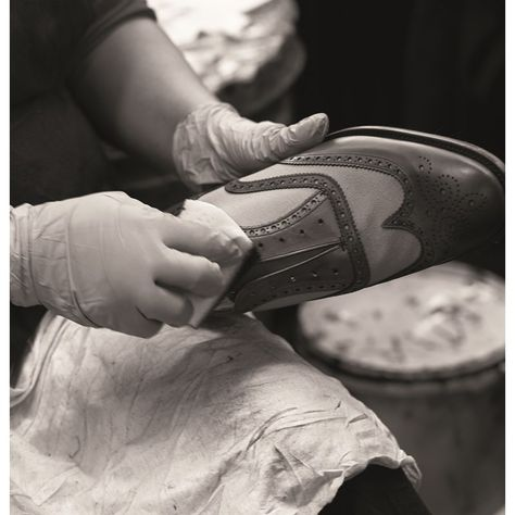 Our #BestOfBritish shoes are hand-crafted to last a lifetime