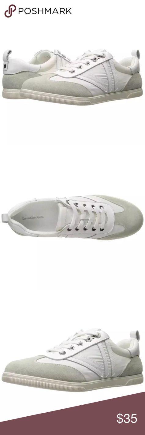 Calvin Klein Sally Sneakers White Women