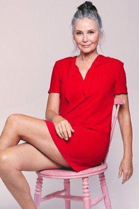 SILVER - Agence de Top Modèles de plus de 40 ans - Paris #maturemodel