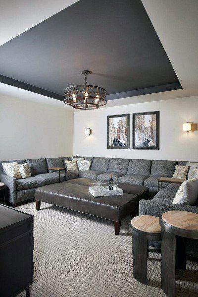 Le Migliori 50 Migliori Coperte Trey Idee Disegni Interni Tatuaggio Ceiling Design Living Room Living Room Ceiling House Paint Interior