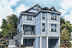 Tidewater Low Country House Plans Elevated Home Plans Beach House Plans Country House Plans Country Style House Plans