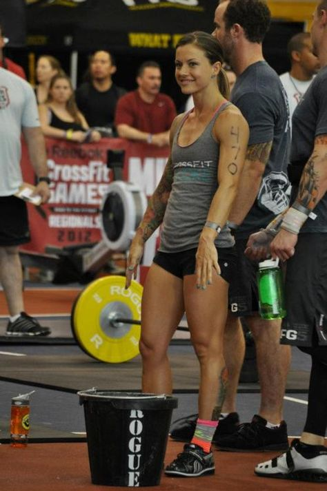 Girls Who Do Crossfit: My Motivation christmas Abbott