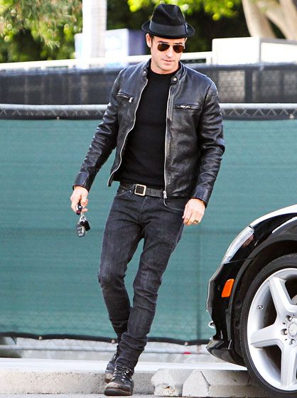 25 best Single Rider Leather Jacket images on Pinterest | Menswear ...