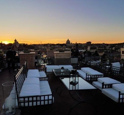 The Best Rooftop Bars In Rome Prices New Openings Best Rooftop Bars Rooftop Bar Rooftop