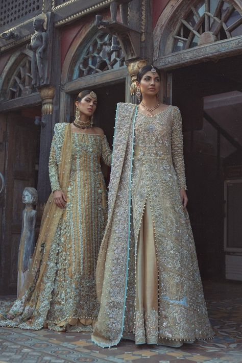 "High Fashion Pakistan — Saira Shakira's ""Artemisia"" Bridal Collection,."