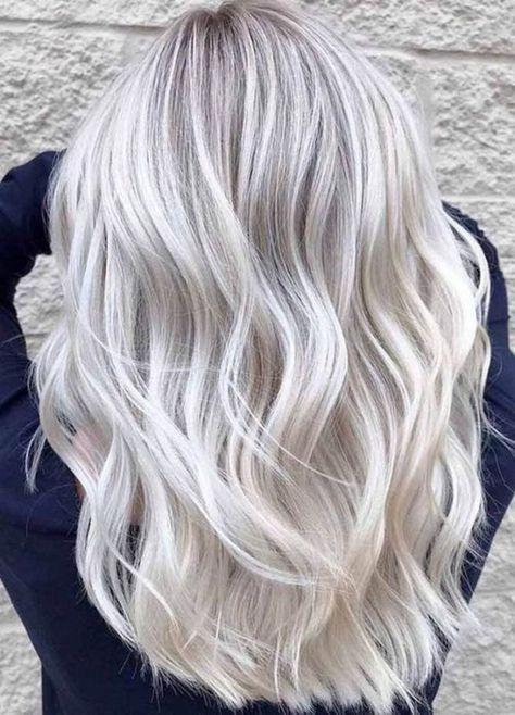 25++ Pearl blonde hair dye ideas in 2021