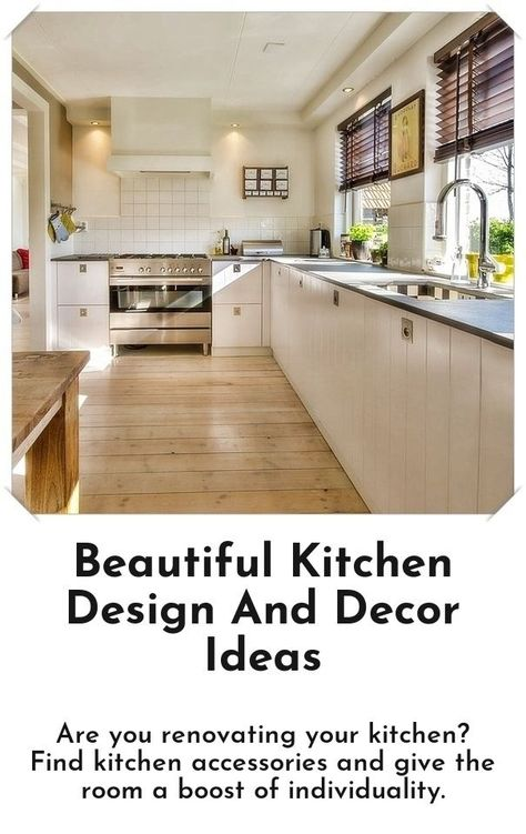 great kitchen design and decor tips all set to get started creating