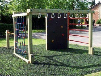 Super Backyard Kids Fort Jungle Gym Ideas Backyard Playground Outdoor Kids Play Area Backyard Play