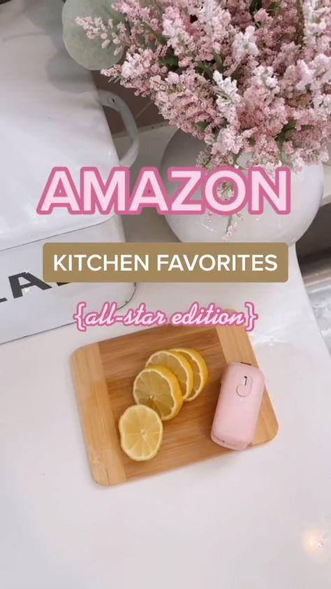 Amazon Kitchen Favorites