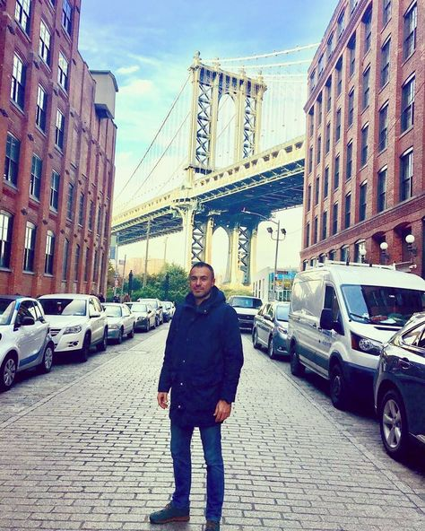 dvt Brooklyn bridge from Dumbo......