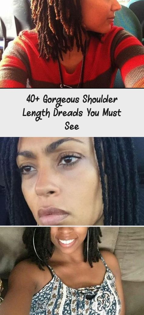 40+ Gorgeous Shoulder Length Dreads You Must See   New Natural Hairstyles #naturalhairBlowout #Beautifulnaturalhair #naturalhairBun #naturalhairPonyta : 40+ Gorgeous Shoulder Length Dreads You Must See   New Natural Hairstyles #naturalhairBlowout #Beautifulnaturalhair #naturalhairBun #naturalhairPonytail #naturalhairVideos #Gorgeous #Shoulder #Length