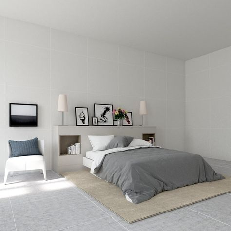 Headboards Are More Than Just Headboards These Days Bedrooms - couleur gris perle pour chambre