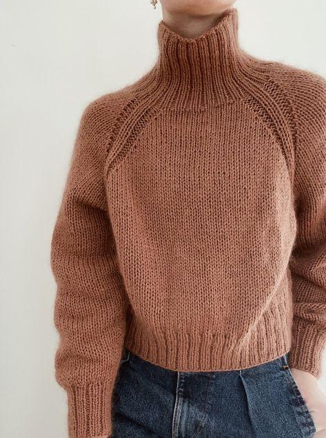 Bare en genser – SKRIBLERIER FRA GRETES HODE