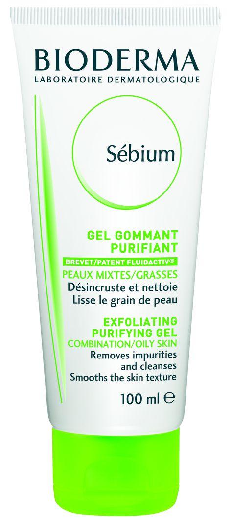 Bioderma Sebium Exfoliating Purifying Gel Love This Stuff
