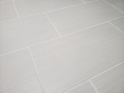 Satori Ikon Glacier 12 In X 24 In Matte Porcelain Floor Tile Lowes Com In 2020 Porcelain Flooring Tile Floor White Porcelain Tile