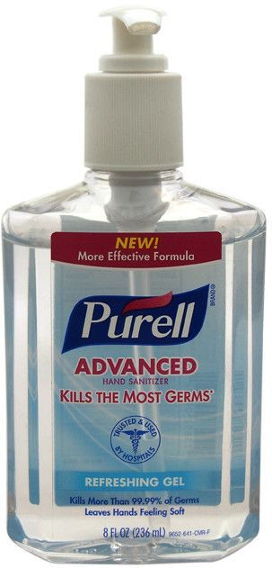 Purell Purell Advanced Hand Sanitizer Refreshing Gel 8 Oz