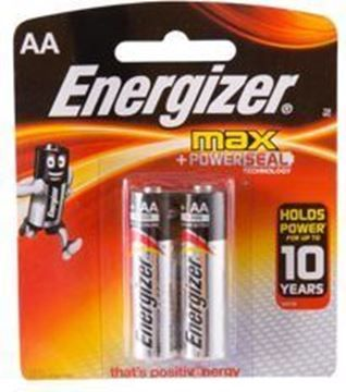 Show Details For Energizer Max Aa Alkaline Batteries Pack Of 2 1 5v Energizer Alkaline Battery Battery Pack