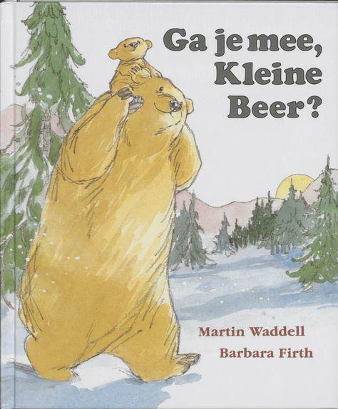 …prachtig geïllustreerd en een heel lief verhaal met de sloffer en de ploffer. Ook alle andere boeken van grote en kleine beer zijn prachtig!     Ga je mee, Kleine Beer? - Martin Waddell / Barbara Firth - Boek.net