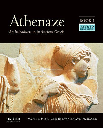 Download Pdf Athenaze Book I An Introduction To Ancient Greek Free Epub Mobi Ebooks My Books Books Greek Language