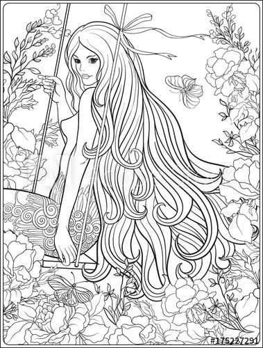 Belle And The Beast In The Rose Garden Coloring Page Download Print Online Col In 2020 Disney Princess Coloring Pages Disney Coloring Pages Princess Coloring Pages