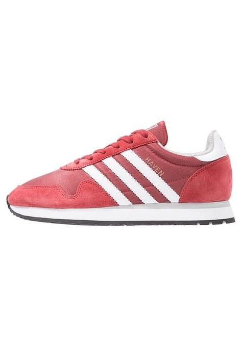 HAVEN - Sneakers laag - mystery red/white/clear granit ...