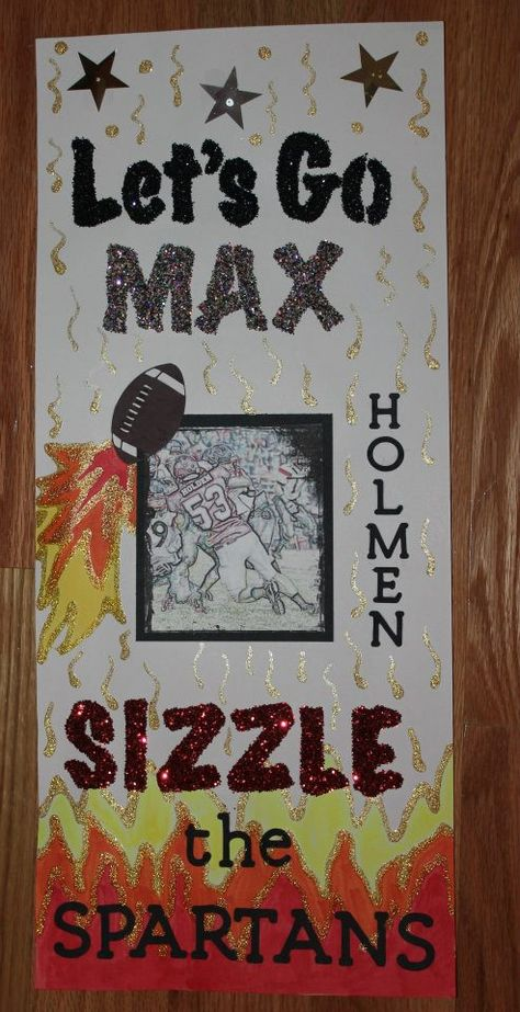 sizzle sign….go with RED HOT theme or ON FIRE theme