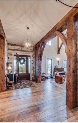 64 Ideas For Farmhouse Bathroom Ceiling Wood Beams Farmhouse Beams Living Room Wood Beams Farm House Living Room