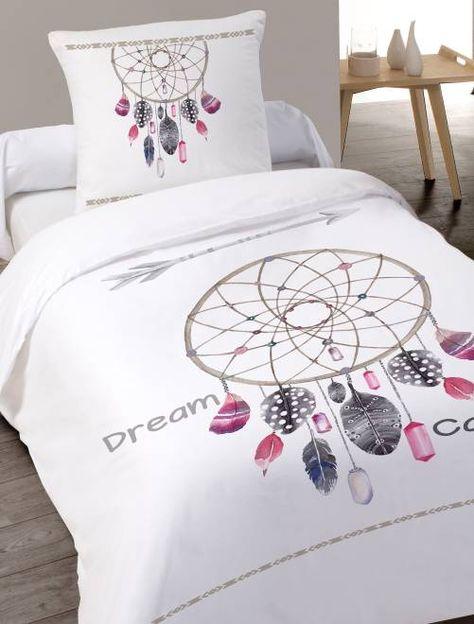 Parure letto singolo cotone bianco Casa - Kiabi | Bed, Home, Sweet home