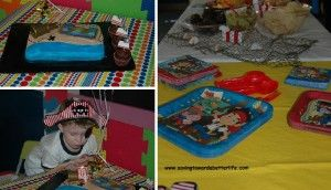 Jake and the Neverland Pirates party supplies