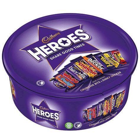 Cadbury H/éroes miniatura 350g