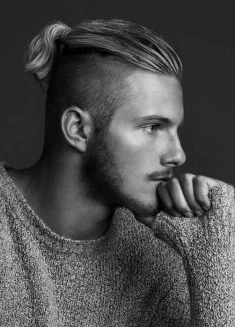 List Of Pinterest Vikings Hairstyles Men Undercut Pictures