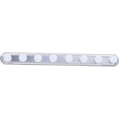 Kichler 5019 Bath Vanity 48 Wide 8 Bulb Bathroom Lighting