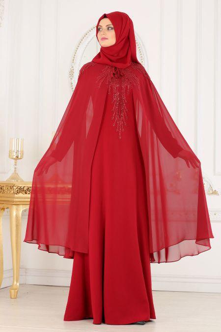 N11 Com Tesettur Abiye Elbise Modelleri Https Www Tesetturelbisesi Com N11 Com Tesettur Abiye Elbise Model Hijab Evening Dress Evening Dresses Grey Fashion