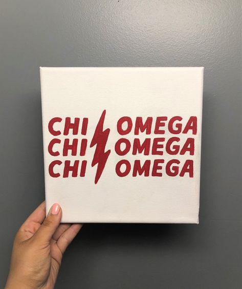 Big Little Canvas, Big Little Shirts, Sorority Big Little, Sorority Paddles, Sorority Crafts, Sorority Recruitment, Sorority Life, Sorority Canvas Paintings, College Canvas Paintings