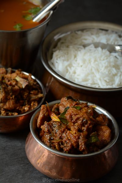Chicken Chukka Varuval #spiceindiaonline #chicken #chickenrecipes #sukka #chukka