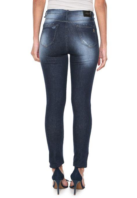 d02e1a20ad Calça Jeans Polo Wear Skinny Azul em 2018
