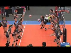 Encourage Better Passing And Communication In Youth Players Youtube Voley Voleibol Voleyball