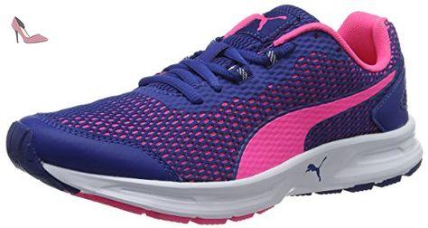 Carson Mesh Wns, Chaussures de Running Compétition Femme, Pink (Ultra Magenta White 08), 39 EUPuma