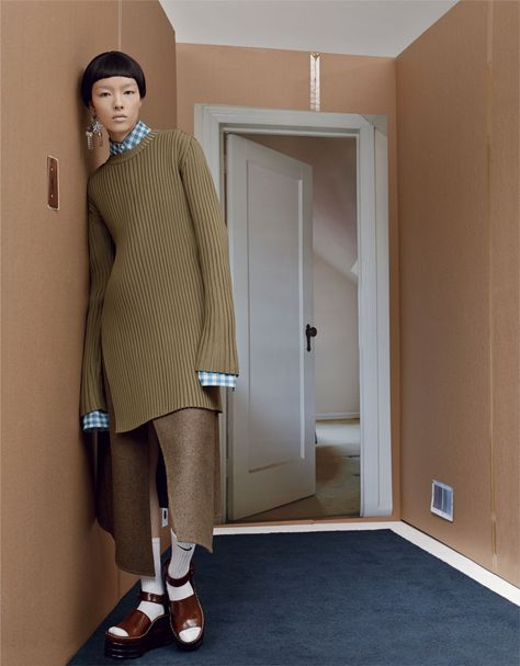 Banal Plus - Normcore photographed by Craig McDean, styled by Edward Enninful
