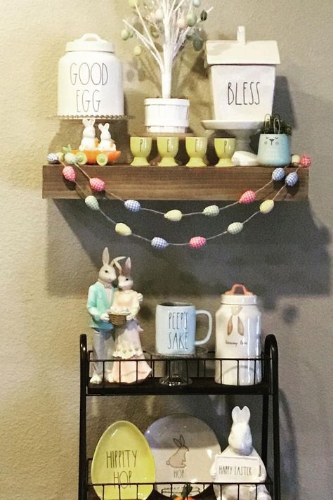 25 Easter Home Decor To Make Your Home Look Outstanding