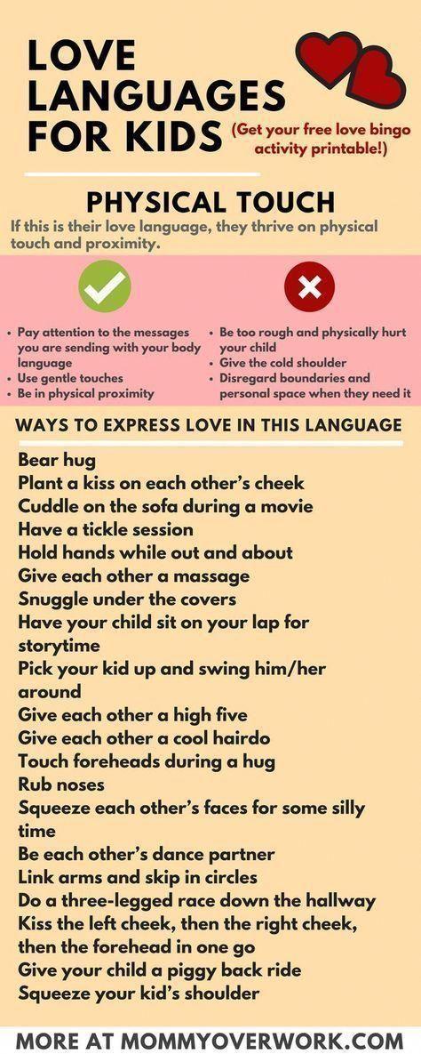 love language words