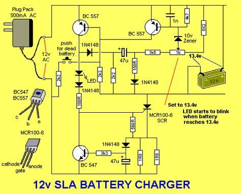 101 best solar images on pinterest solar energy solar power and solar charge controller circuit diagram the led flashes when the battery is charged asfbconference2016 Images