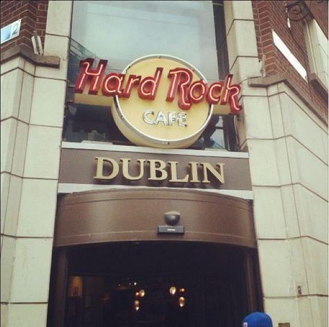 #Dublin #HardRockCafe #studytoursexperience