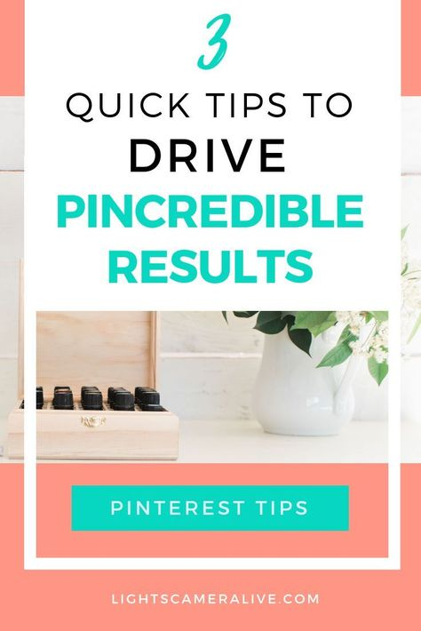 Want to learn how to get more traffic to your site? Discover how to build a powerful Pinterest marketing strategy for your business. Here are some tips and ideas for you to quickly drive incredible results. #pinterestmarketing #socialmediatips #socialmediamarketing #socialmedia #marketingtips #tailwindtips